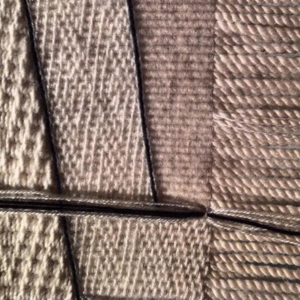 Detail of Sky Blanket.