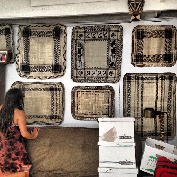 Exploring the intricacies of the masterful weavings from the Marshall Islands.