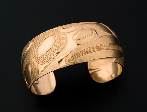 Jay Simeon Butterfly bracelet, circa 2000