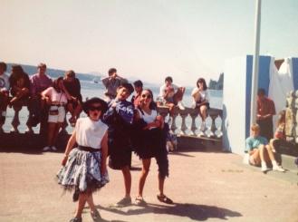 Seafest Lyp Sync Contest, circa 1990